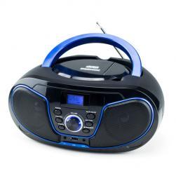 DBF209 - Negro/Azul
